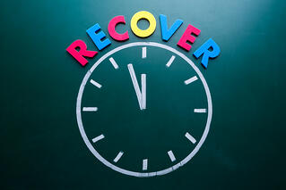 bigstock-Time-To-Recover-Concept-45350524