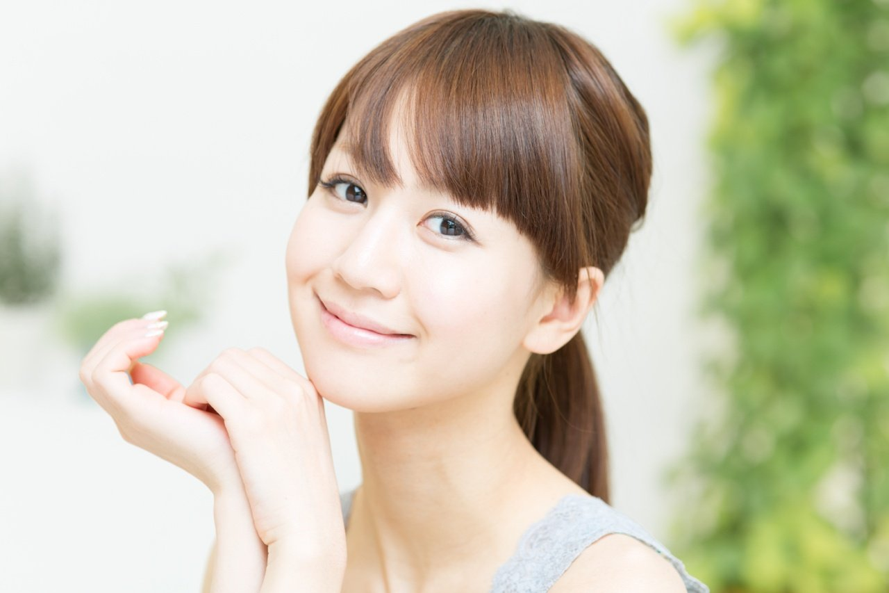 woman cosmetic jaw surgery